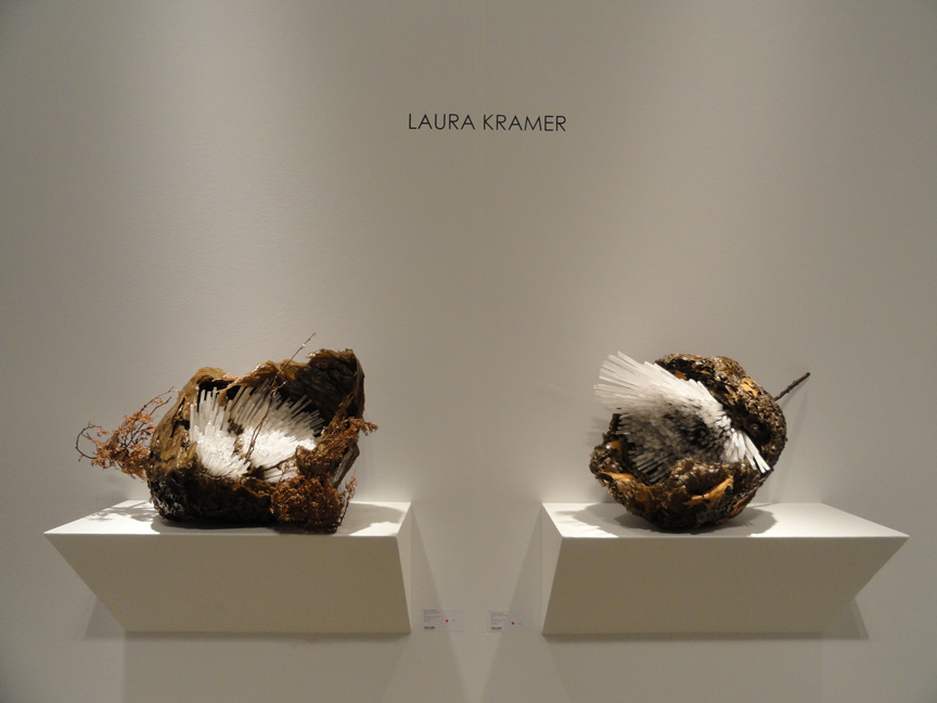 Laura Kramer: Momentous Specimen 1, Heller Gallery - one of my favourite emerging artists at SOFA