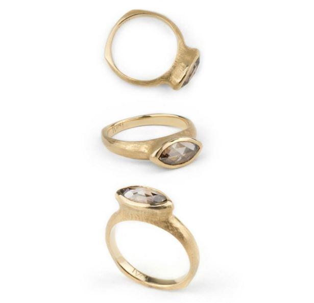 Meso Diamond Ring